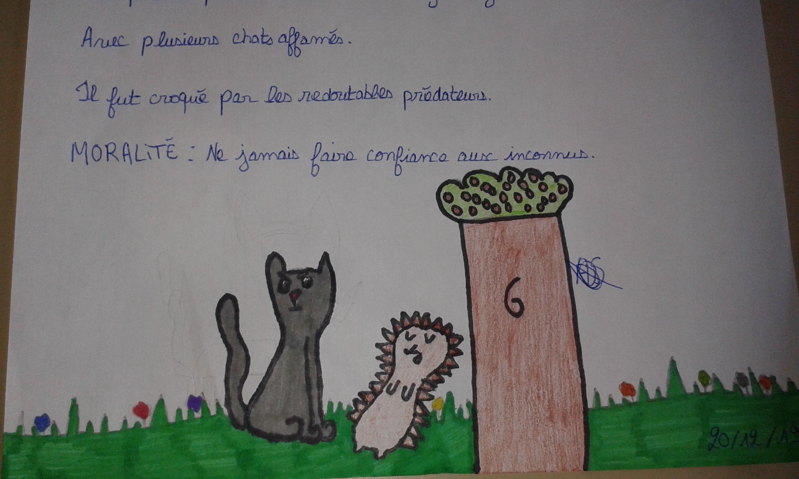 Illustration réalisée par Ambre Sellier